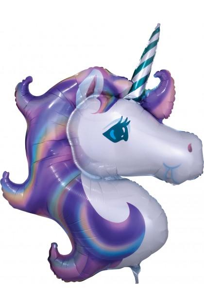 Enchanted Unicorn Balloon Bunch