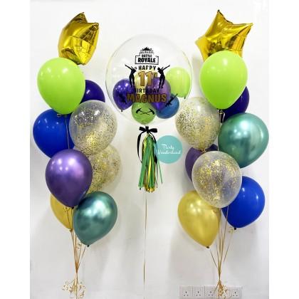 Fortnite Theme Balloon